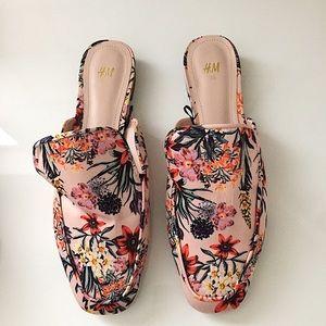 Loafer Slides Size 8